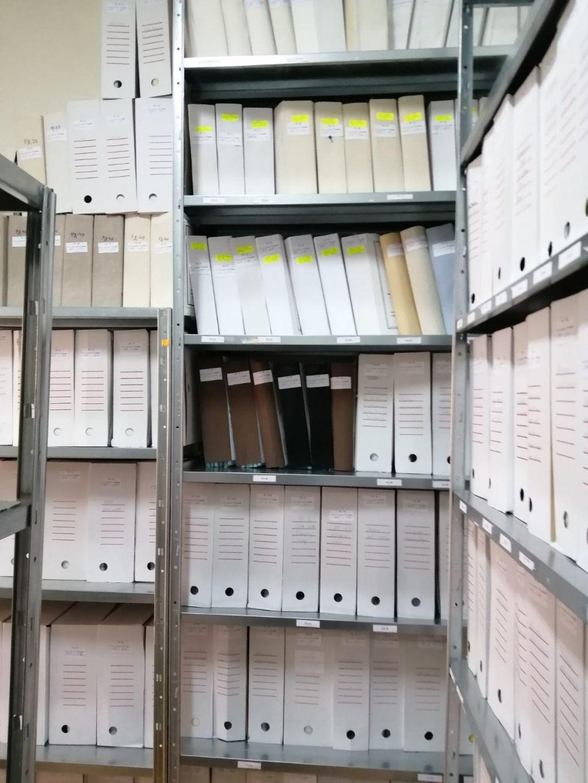 """Държавен Архив Сливен: """"Архивохранилището в ОУ """"Юрий Гагарин"""" - Сливен - отпечатък за сериозно и отговорно отношение към документите"""" - голяма снимка"""